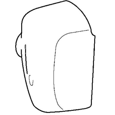 Face Plate, Brother #XA9861002