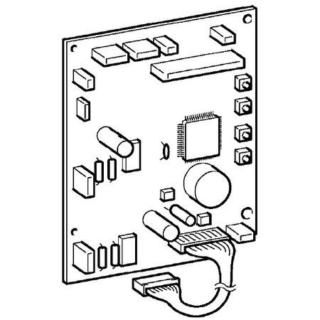 Main PC Board, Babylock #XC4836051