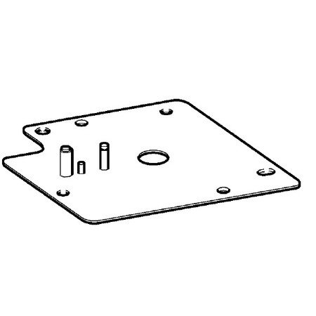 CT Motor Bracket, Brother #XC5858051