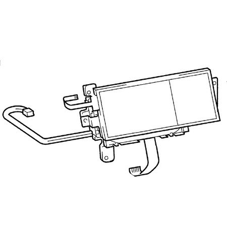 Touch Panel Supply Assembly, Brother #XC6326027