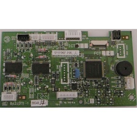 Main PCB Supply Assembly, Brother #XE2878001