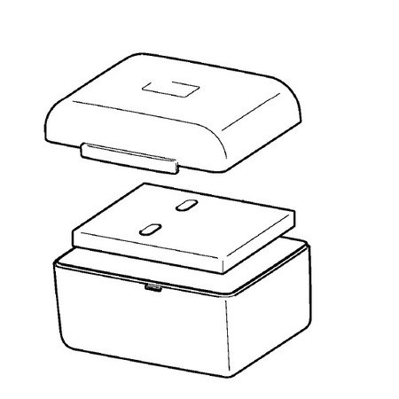 Accessory Box, Brother #XF0344001