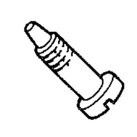 Oil Regulator Screw, Juki #22925002
