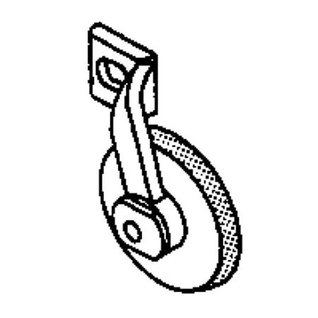 Roller Foot, Pfaff #91-051383-93