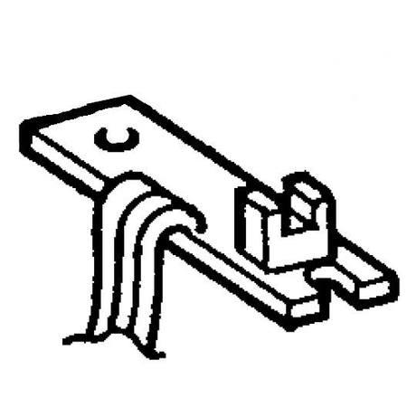Y Sensor PC Board, Brother #XA4451001