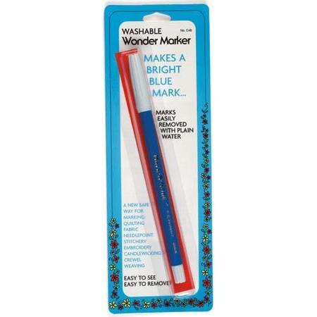 Washable Wonder Marker (Blue) #WM48
