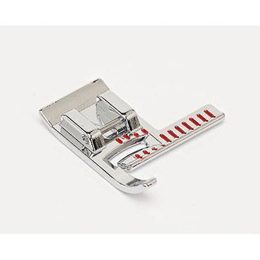 V Foot Stitch Alignment Foot, Brother #XE0005001
