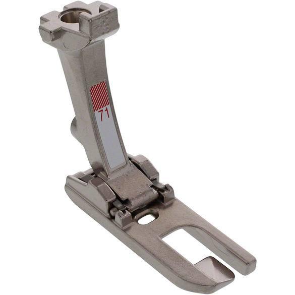 #71N - Lap Seam Foot (8MM), Bernina #0084897300