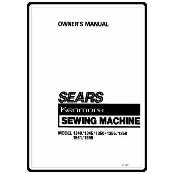 Service Manual, Kenmore 158.13450