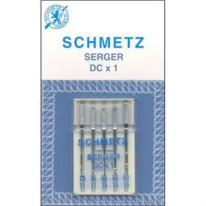 Serger Needles, Schmetz DCX1 (5pk)