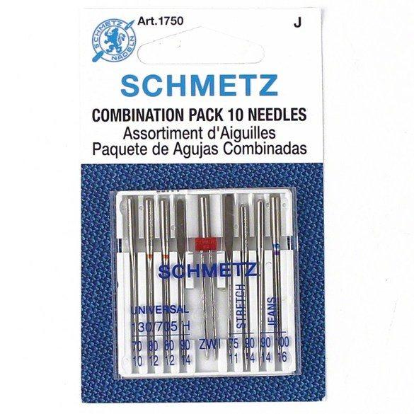 Combination Needle Set, Schmetz #1750