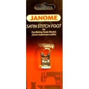 Satin Stitch Foot, Janome