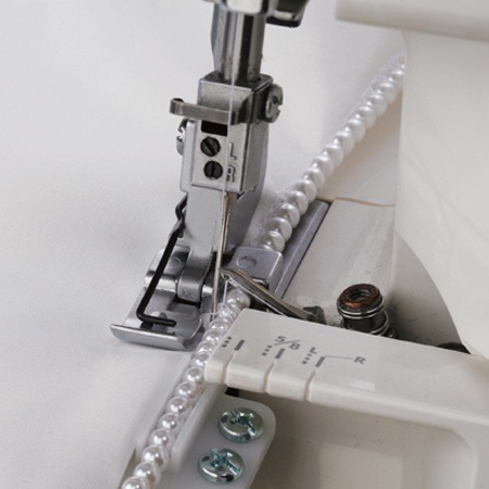 634D SERGER #200217101 Fits NEW HOME 204D GATHERING FOOT ATTACHMENT