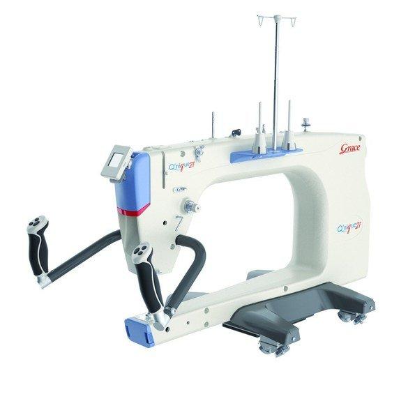 Q'nique 21 Longarm Quilting Machine