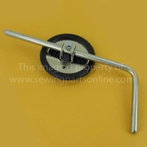 Knee Press Plate Assembly, Juki #21343157