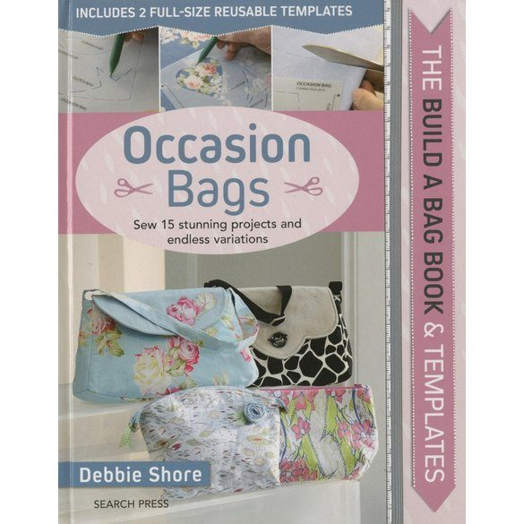 The Build a Bag Book and Templates - Occasion Bags