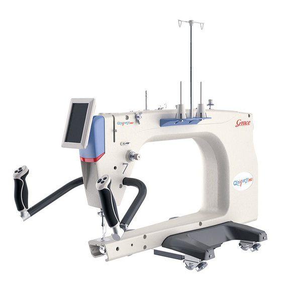 Q'nique 21 Pro Longarm Quilting Machine