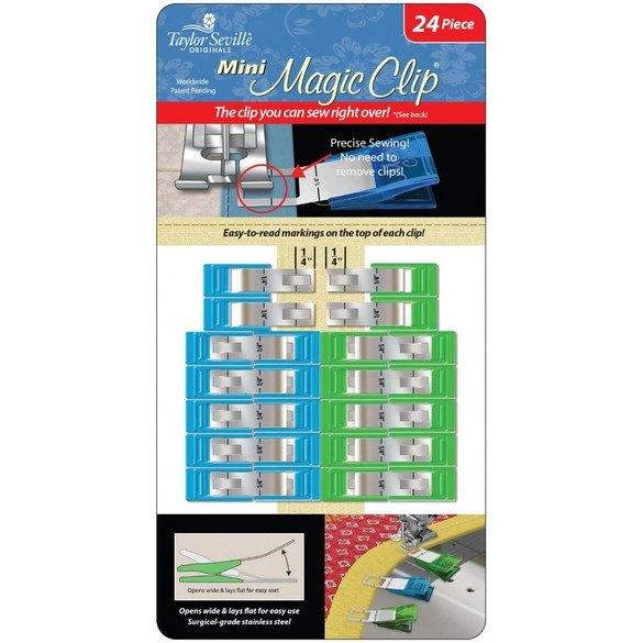 Magic Clips - Mini, Set of 24