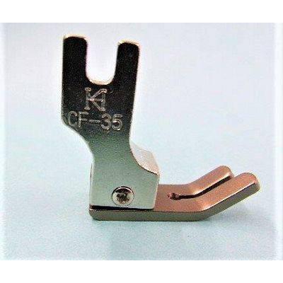 Non-Stick Hinged Presser Foot, Singer #24983T