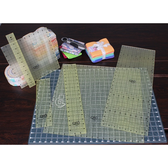 Quilters Select Non-Slip Rulers - Large
