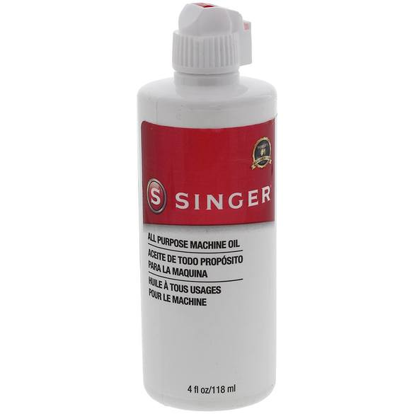 Sewing Oil, Singer [4oz] #S2131