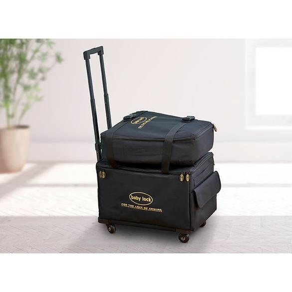 Babylock Large Machine Trolley Bag