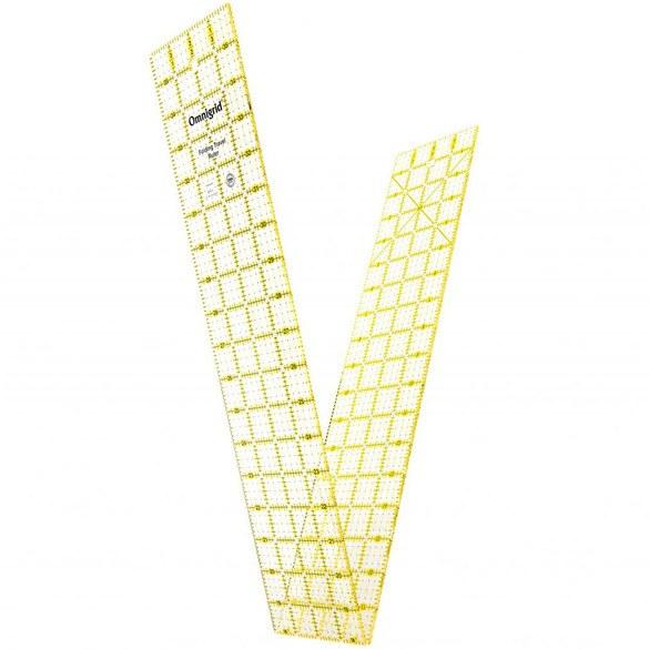 "Folding Travel Ruler 4"" x 36"" - Omnigrid"