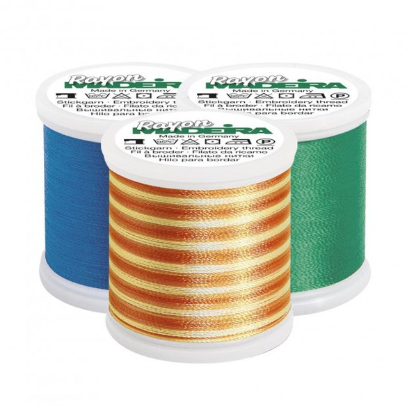 Madeira Rayon 40 Thread (115 Colors Available)