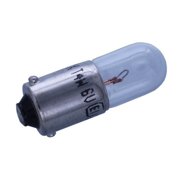 Light Bulb, 6 Volts, 4 Watts, Bernina