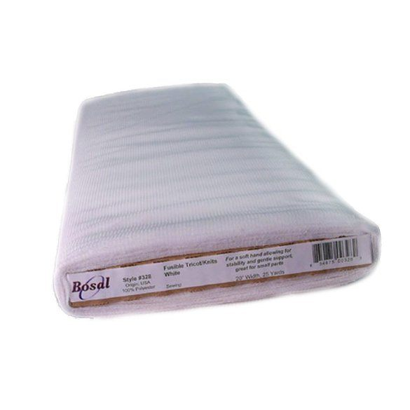 Bosal Fusible Tricot Knit Interfacing - 25 yds