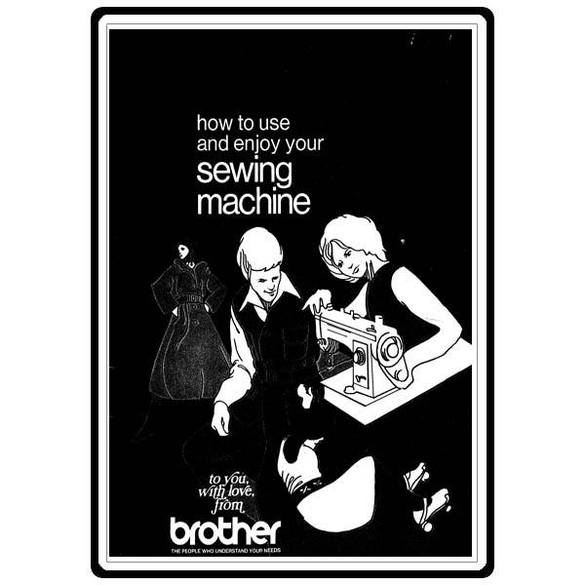 Instruction Manual, Brother 360
