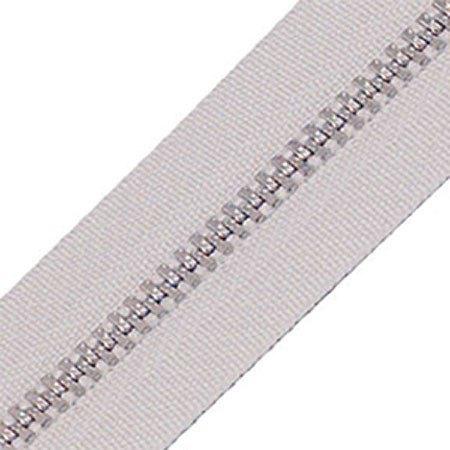 Aluminum Zipper, YKK