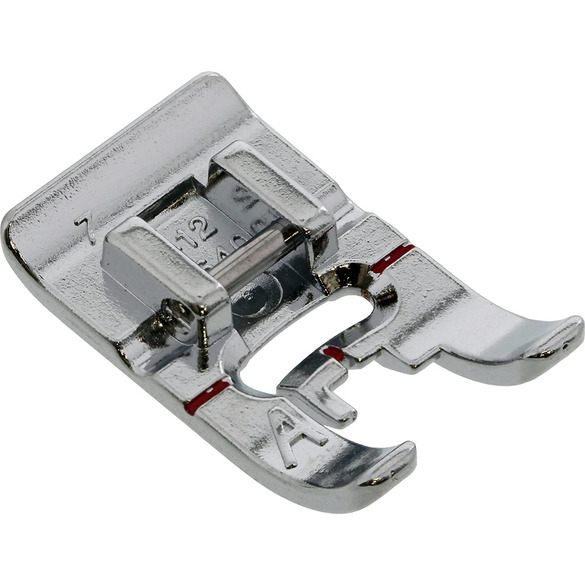 Presser Foot (A), 7MM, Viking #4127640-01