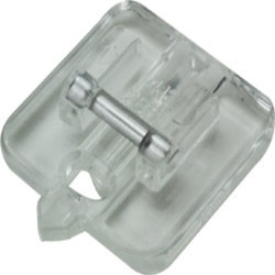 Clear Invisible Zipper Foot, Viking #4132865-45