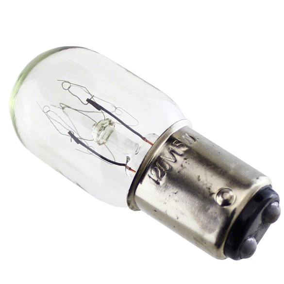 Light Bulb, Turn & Lock (15 Watt)