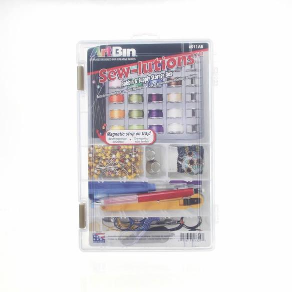 ArtBin Sew-Lutions Bobbin and Supply Box