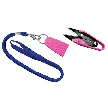 """4-3/4"""" Dura Snips with Neck Strap"""