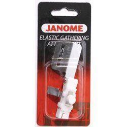 Elastic Gathering Attachment, Janome #795817106