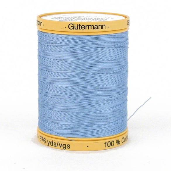 Natural Cotton Thread, Gutermann (876 yds)