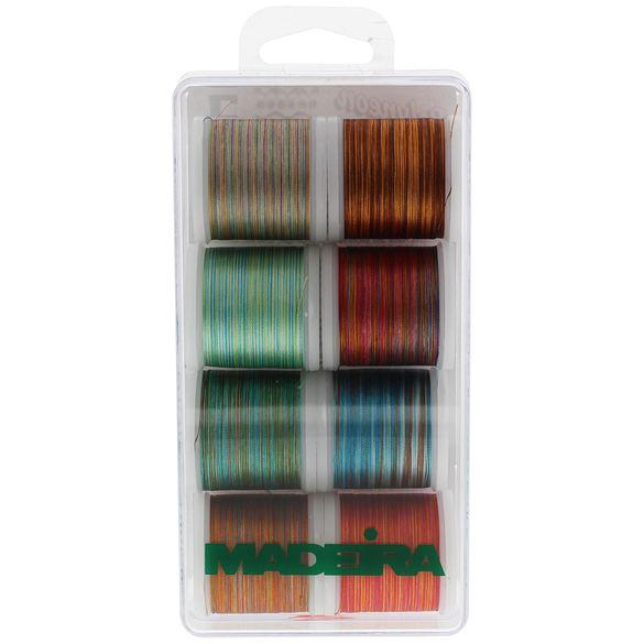 Madeira Polyneon Blendables Embroidery Thread Kit (8 Spools)