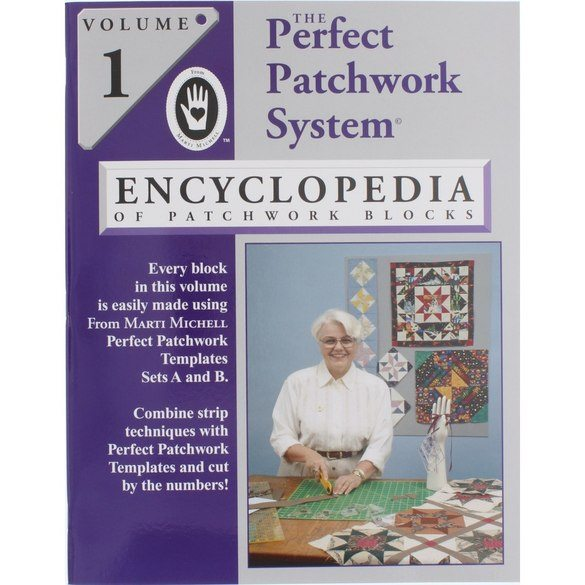 Encyclopedia of Patchwork Blocks Books - Marti Michell