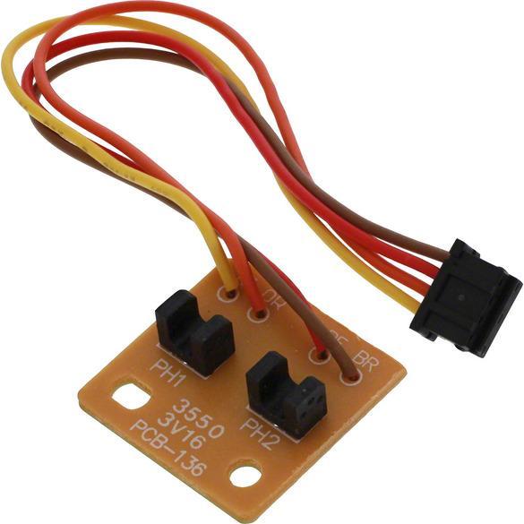 Printed Circuit Board C, Janome #843505708