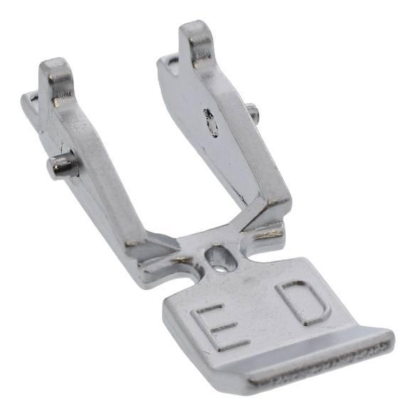 Dual Feed Zipper Foot ED (Single), Janome #859838001