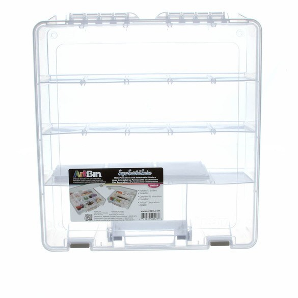 ArtBin, Super Satchel with Removable Dividers