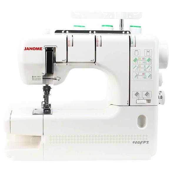 Janome 900CPX Coverstitch Machine