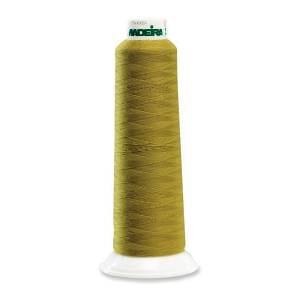 Madeira Aerolock Serger Thread - Olive Drab (2,000yds)