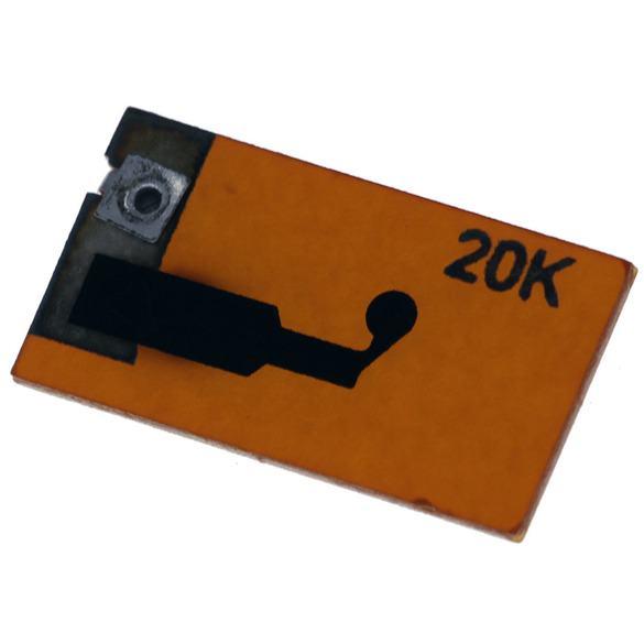 PC Board For Foot Control, Pfaff #92-322461-91