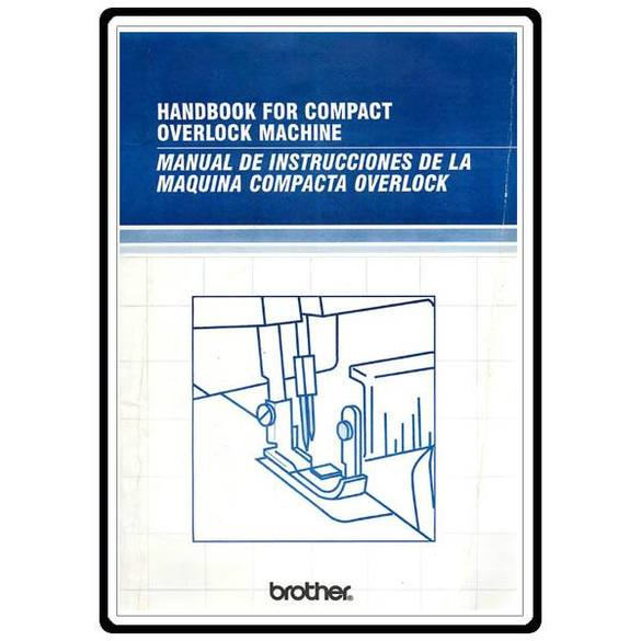 Service Manual, Brother 920D