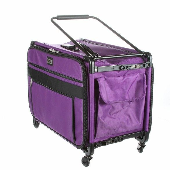 Tutto 24in Wheeled Sewing Machine Case