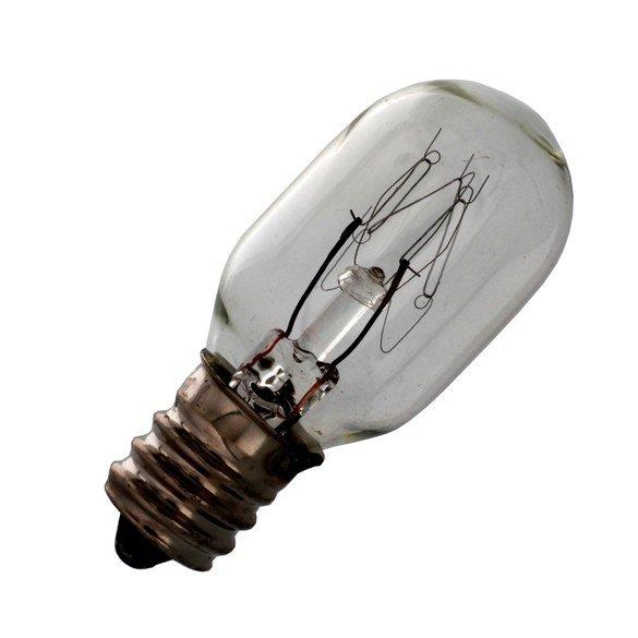 Light Bulb, Screw In, 120V, 15 Watt